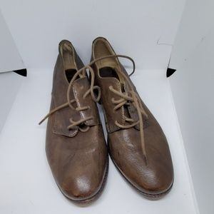 Frye Anna oxford women shoe 9